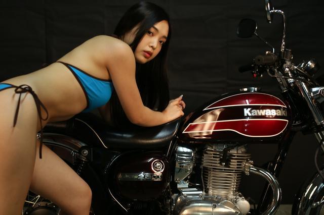 画像1: 【Beauty & Bike】ゆかりとESTRELLA Vol.25