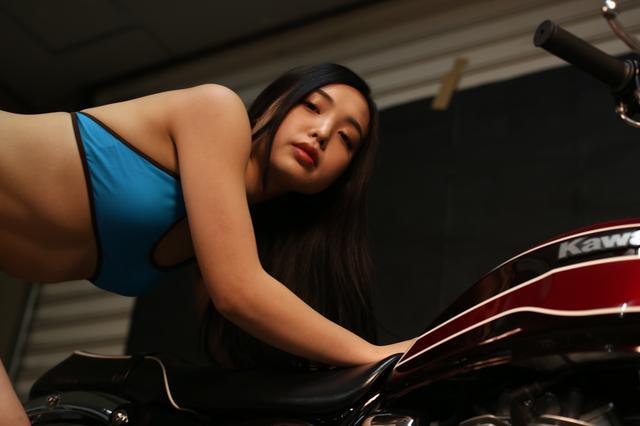 画像2: 【Beauty & Bike】ゆかりとESTRELLA Vol.25