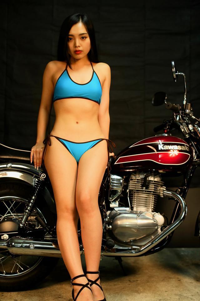 画像1: 【Beauty & Bike】ゆかりとESTRELLA Vol.26