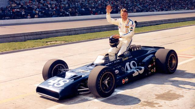 画像: 数多くの国際級レースで活躍したD.ガーニーですが、惜しくもインディ500のタイトルは逃しました。写真は1969年のもので、前年に続き2位でした。 autoweek.com