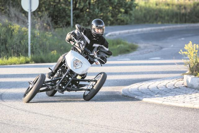 画像: Yamaha commit to three-wheelers
