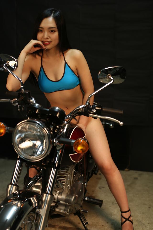 画像4: 【Beauty & Bike】ゆかりとESTRELLA Vol.29