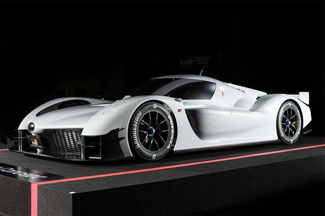 画像: Toyota GR Super Sports Concept is a 1,000 HP Hybrid Beast