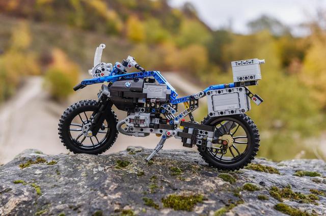画像: 「R 1200 GS Adventure」がLEGO® になって発売! - LAWRENCE - Motorcycle x Cars + α = Your Life.