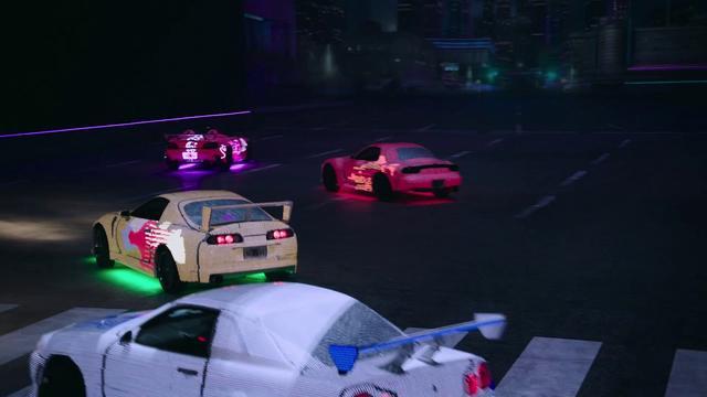 画像: Fast & Furious Live TVC (Website) youtu.be