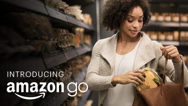 画像: Introducing Amazon Go and the world's most advanced shopping technology www.youtube.com