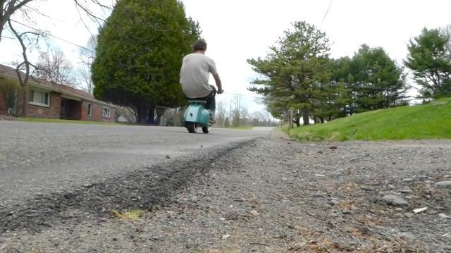 画像: 素人制作動画なので編集がかなりかったるい(失礼)ですが、ちゃんとよく走る姿を拝むことができます。 www.youtube.com