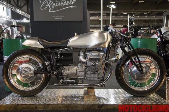 画像: Moto Guzzi by Rossopuro www.motociclismo.it