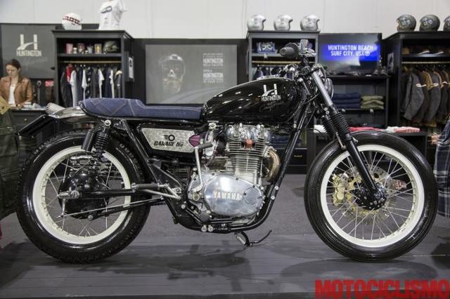 画像: Yamaha XS650 by Garage 65 www.motociclismo.it
