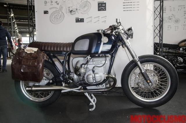 画像: BMW by South Garage www.motociclismo.it