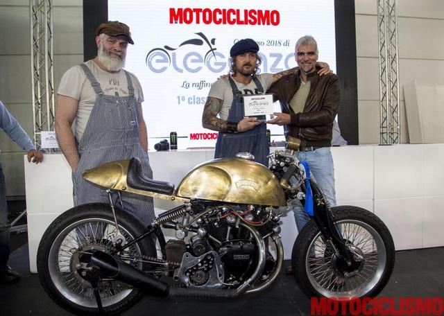 画像: Vincent by PDF Motociclette www.motociclismo.it