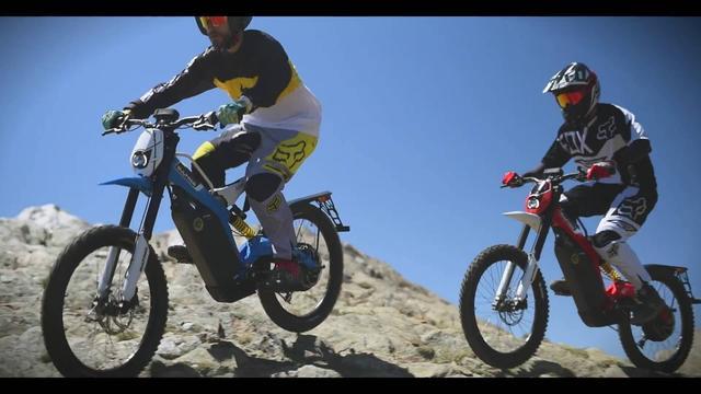 画像: Bultaco Brinco new models youtu.be