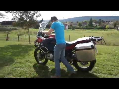 画像: 1200 gs adventure - Short Rider Tips youtu.be