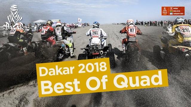 画像: Best Of Quad - Dakar 2018 youtu.be