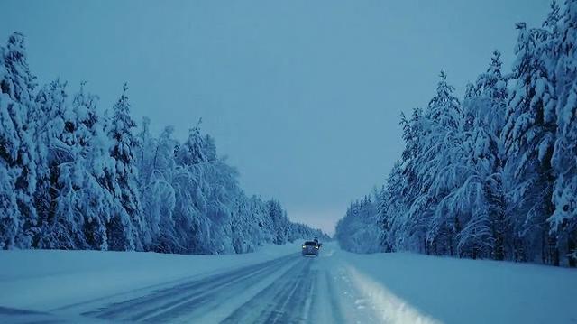 画像3: 厳冬期の北欧、マイナス27度のホワイトアウトの世界へ!TOYOTA GAZOO Racing 5大陸走破プロジェクト