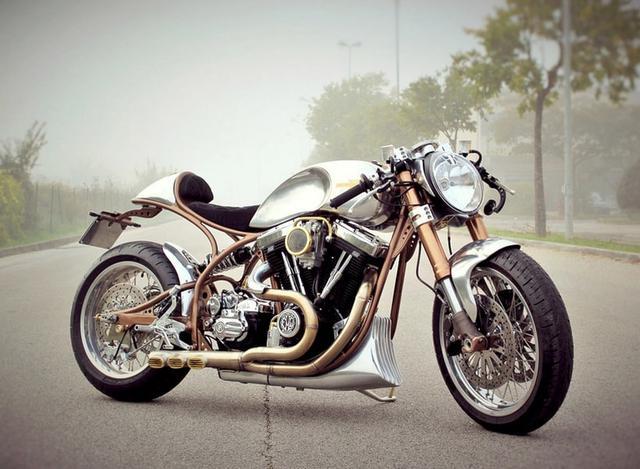 画像: The Harley-Davidson Hurakàn is Both Fast And Furious