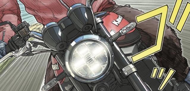 画像: 彼女と彼と俺のZ900RS。 〜オートバイ2018年3月号別冊付録 RIDE「ROADSTER IS SUPERSTAR」より