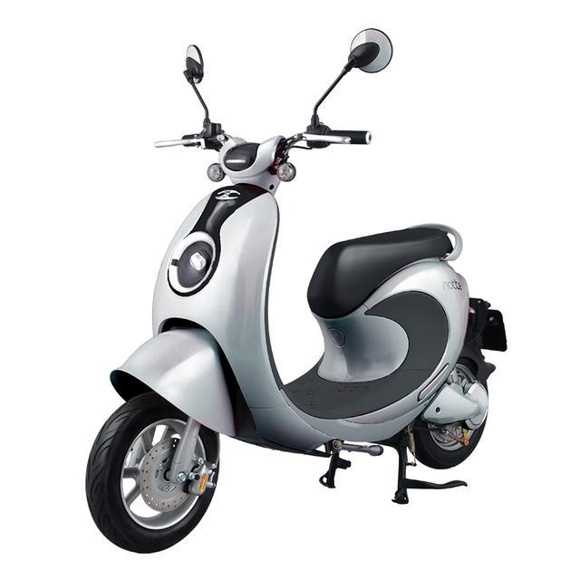 画像: EVバイク(EVスクーター)XEAM(ジーム)notte(ノッテ) notte V2