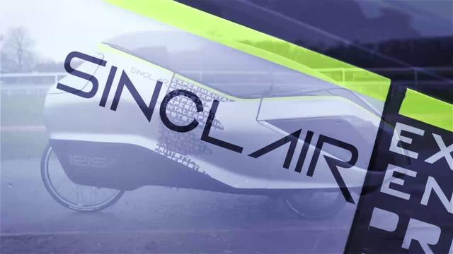 画像: IRIS eTrike® prototype action footage (as seen on BBC TV) - buy on www.grantsinclair.com www.youtube.com
