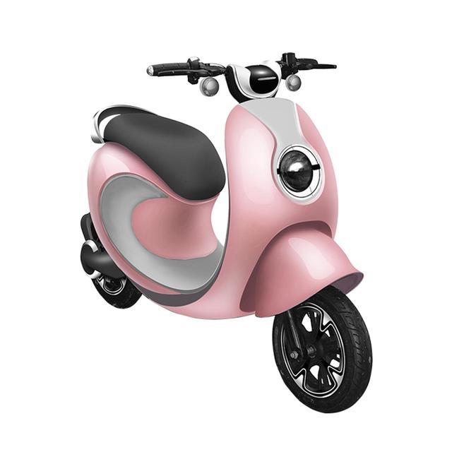 画像: 【可愛い♡】スマホアクセサリーメーカーが電動バイクの新ブランド「XEAM」を立ち上げ!第一弾製品となる電動スクーター「notte」も発表。 - LAWRENCE - Motorcycle x Cars + α = Your Life.
