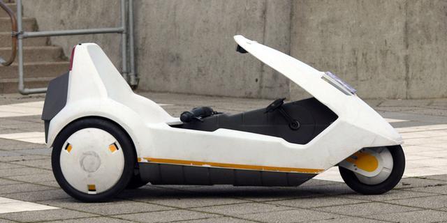 画像: 30年前のデザインだと考えれば十分未来的 www.designboom.com