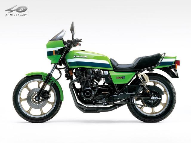 画像2: 後ろから前からどうぞ。 Kawasaki Z900RS CAFE(2018年3月1日発売、税込135万円)