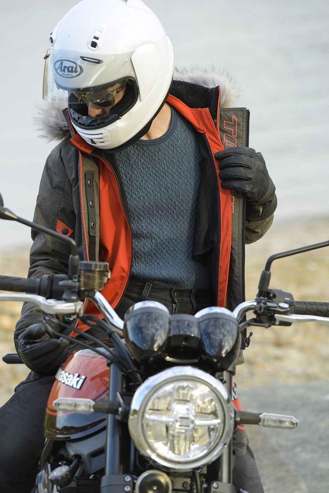 画像: 〜ロレンス編集部の「コレがしたいアレが欲しい2017→2018」 キタオカ編:冬でもバイクで走る人へ! このインナーが、スゴい!? - LAWRENCE - Motorcycle x Cars + α = Your Life.