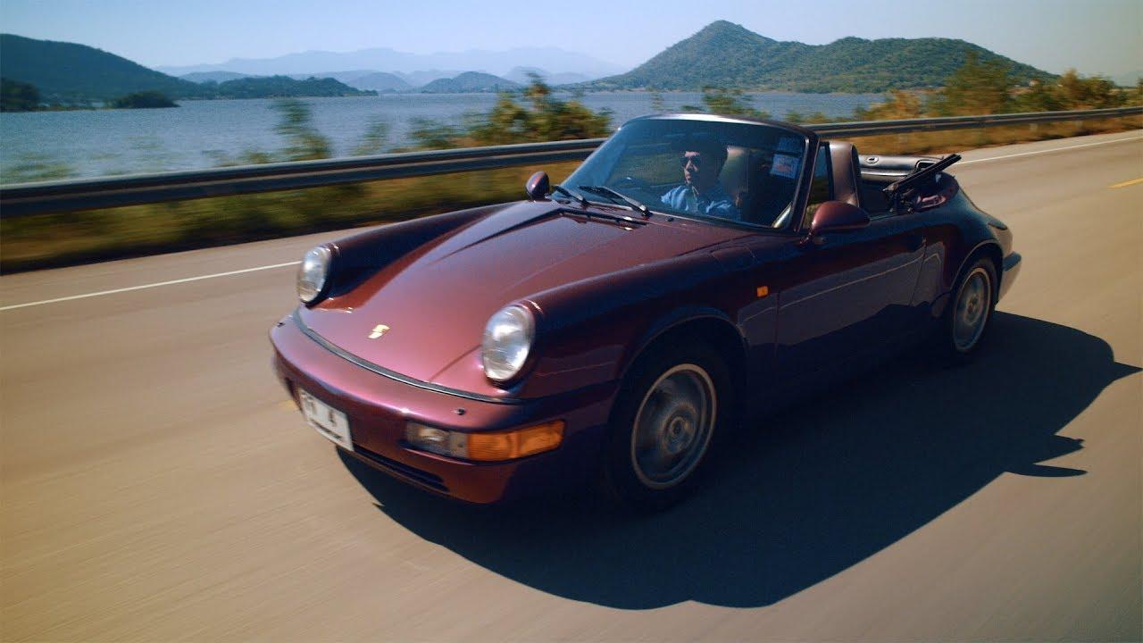 画像: Family affair - A story of a father, son, and their Porsche 964 www.youtube.com