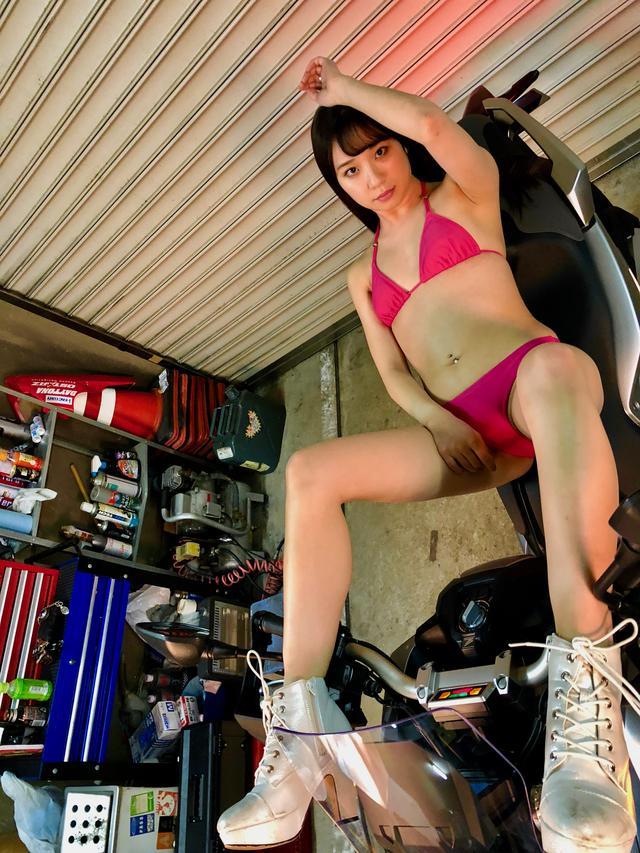画像4: 【Beauty & Bike】かれんなりりさとX-ADV vol.16