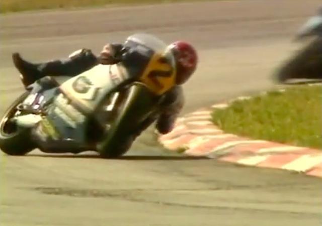 画像: ランディ・マモラに学ぶ? ハイサイドの回避術(笑)。 - LAWRENCE - Motorcycle x Cars + α = Your Life.