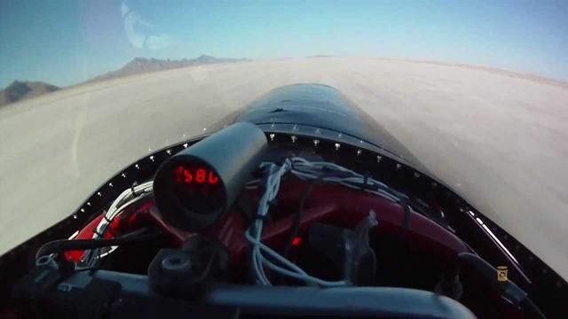 画像: The Fastest Bike in the World - cockpit view youtu.be