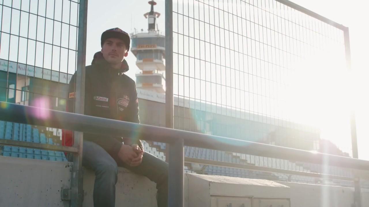画像: Leon Camier - A new Journey (Red Bull Honda World Superbike Team) youtu.be