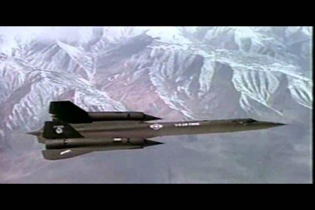 画像: Blackbird SR 71 Nothing But Pratt Engine Sound youtu.be