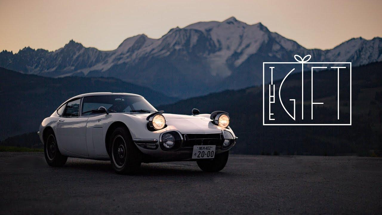 画像: 1967 Toyota 2000GT: A Generational Gift www.youtube.com