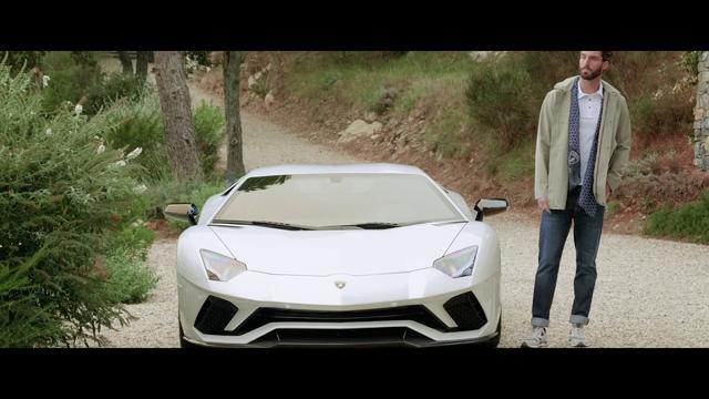 画像: Lamborghini Spring Summer 2018 collection: Time for Perfection www.youtube.com