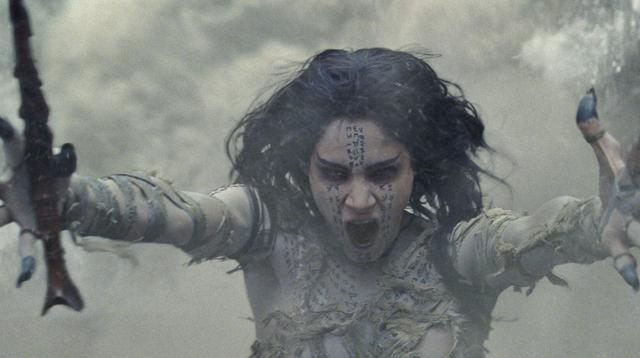 画像: 5000年前のエジプトの王女アマネットは死の神セトと契約し暗黒の力を得るが・・・ themummy.jp