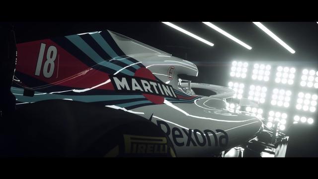 画像: [16:9] WILLIAMS MARTINI RACING Reveals FW41 at 2018 Season Launch youtu.be