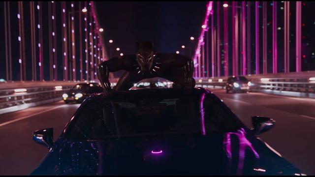 画像: 「ブラックパンサー」予告編 www.youtube.com