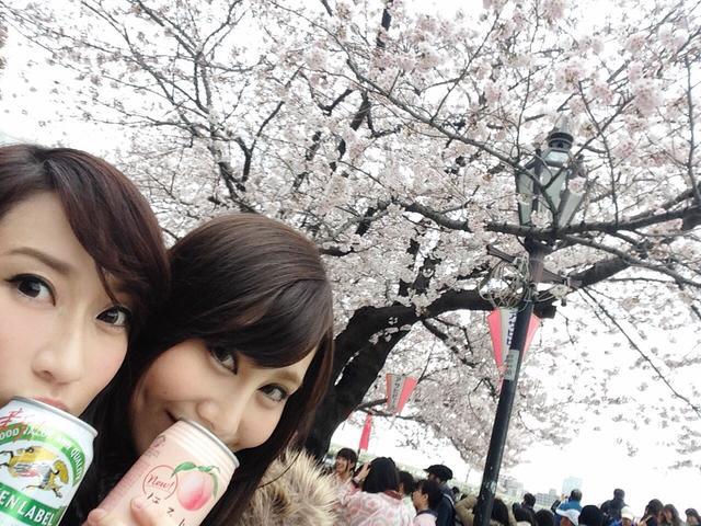 画像6: 春は桜とお酒とミク様♡お花見の計画はお早めに〜!!【水曜日のミク様】