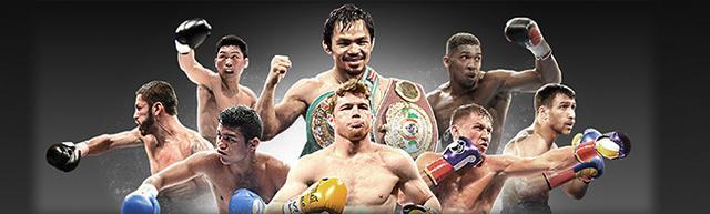 画像: エキサイトマッチ~世界プロボクシング|対戦カード|WOWOWオンライン