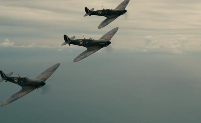 画像: 英国は3機のスピットファイアを派遣 wwws.warnerbros.co.jp