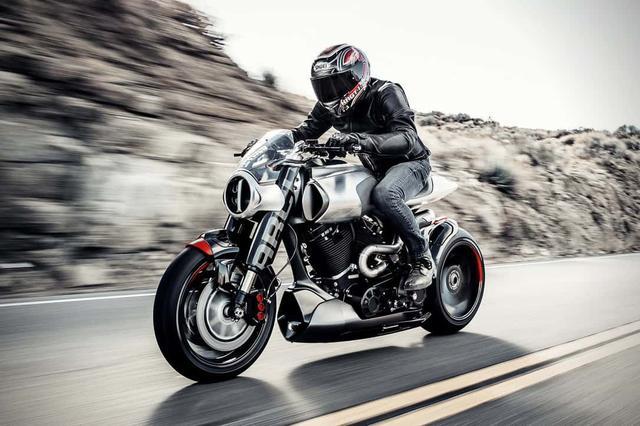 画像: 2018 Arch Motorcycles Method 143 is The One