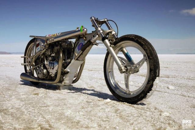 画像: 時速282キロを樹立した前モデル www.bikeexif.com