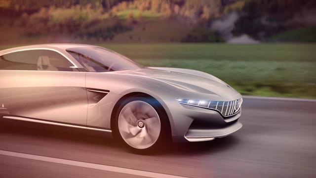 画像: HK GT, elegant and eco friendly Gran Turismo youtu.be