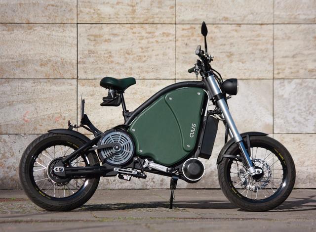 画像: エスカルゴな電動バイクって一体なんだ??