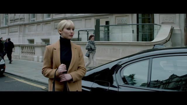 画像: 映画『レッド・スパロー』(3月30日公開) × BMW 7シリーズ スペシャル動画 45sec www.youtube.com