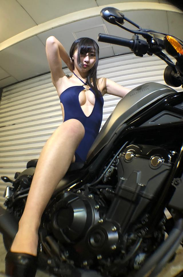 画像3: 【Beauty & Bike】澪とRebel vol.04