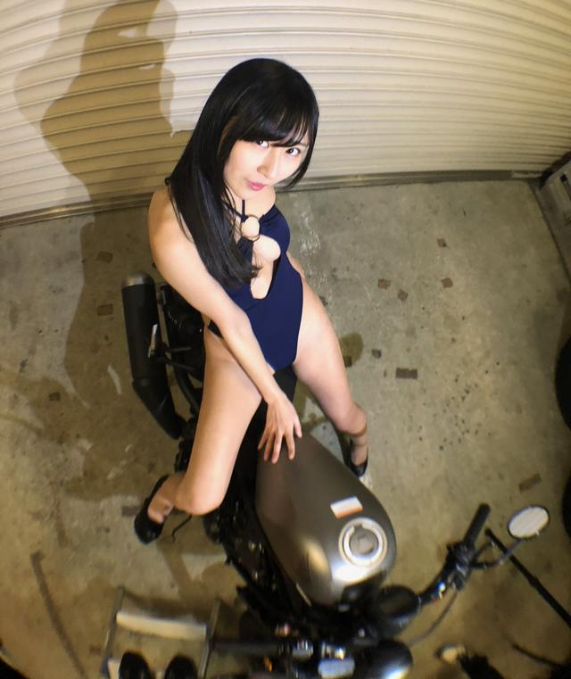 画像4: 【Beauty & Bike】澪とRebel vol.05