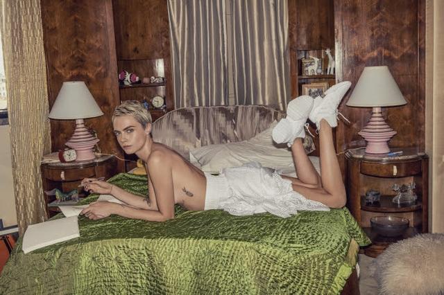 画像4: プーマの新作モデルが美しすぎて一生見ていたい。ローラ、セレーナ、カーラ勢揃い!