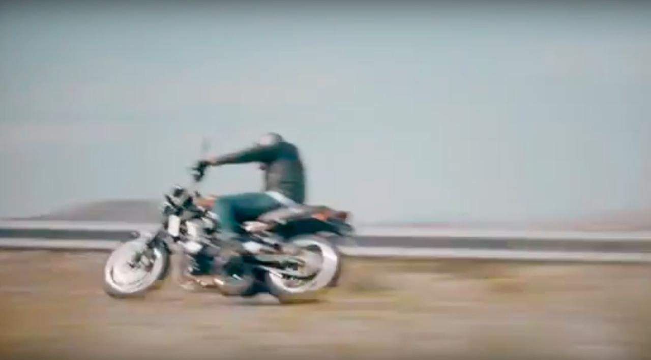 画像: カワサキZ900RSの、ティーザー動画第2弾です!! - LAWRENCE - Motorcycle x Cars + α = Your Life.
